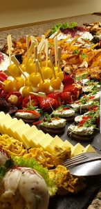 Fingerfoodbuffet im Sudhaus
